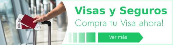 Comprar visa cuba