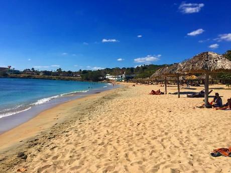 Playa Rancho Luna Cienfuegos Cuba