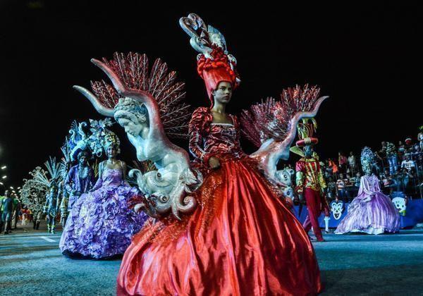 carnival habanero