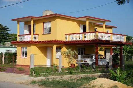 Sunny Balcony House