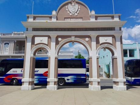 Arco de Triunfo de Cienfuegos Cuba