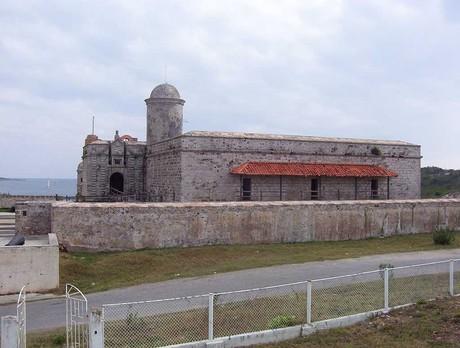 Castillo de Jagua en Cienfuegos