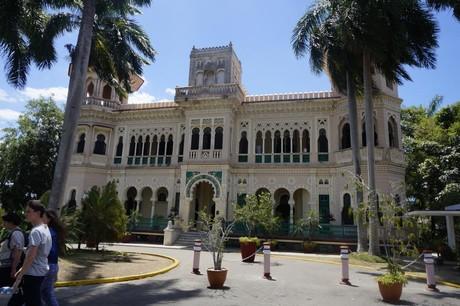 Palacio de Valle en Cienfuegos