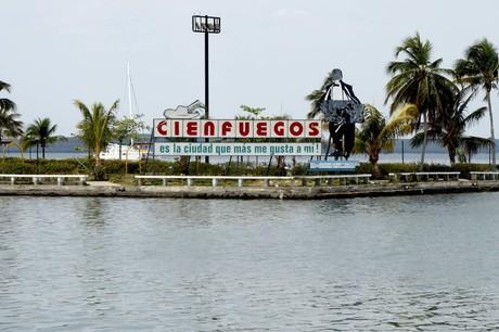 Bahia de Cienfuegos Cuba