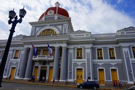 Palacio de Gobierno de Cienfuegos Cuba