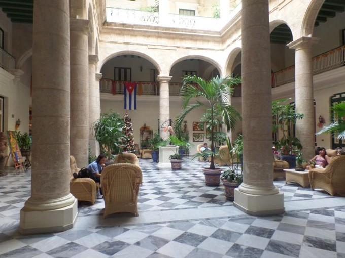 Museo de la ciudad habana