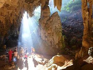 Cueva Martín Infierno