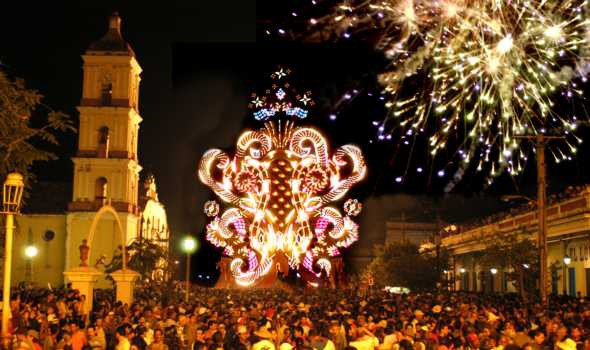 The Parrandas Festival of Remedios