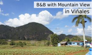 Mountain View Vinales