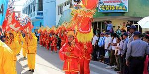 Fiestas en Cuba