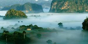 Most beautiful natural parks in Cuba