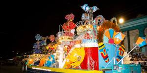 Carnival of Santiago de Cuba: Party, heritage and tradition: 18 - 27 July 2018