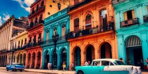 Where to stay in the city of Havana Cuba