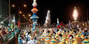 A vivir a pleno el Carnaval de La Habana del 24 al 31 de Agosto 2018