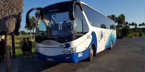 Travel by Viazul Bus in Cuba: 11 days tour