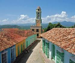 Casas in Trinidad Cuba