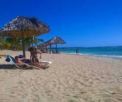 Playa Rancho Luna Cuba