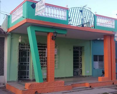Villa Espada. Fachada