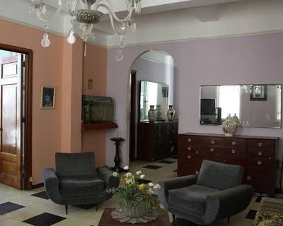 Livingroom Casa Particular Balado Viñales