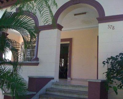 Front Casa de Lissette. La Habana. Cuba