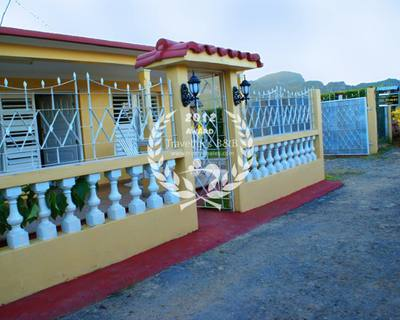 SwimingPoll Casa  El Porry Viñales