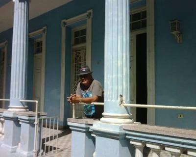 Front Casa Colonial Jose Antonio Mesa