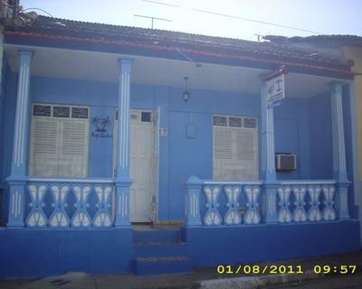 Casa Sofi–Lambert . Baracoa. Guantanamo