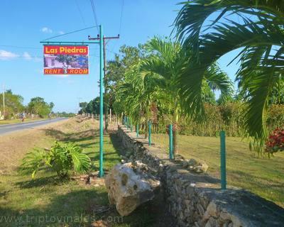 Casa Las Piedras. Soroa. Cuba