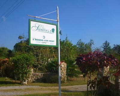 Casa Los Sauces. Soroa. Cuba