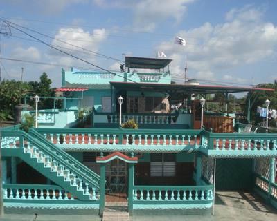 foto  frente  de la  casa