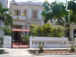 Casa Blanca. Vedado. La habana. Cuba