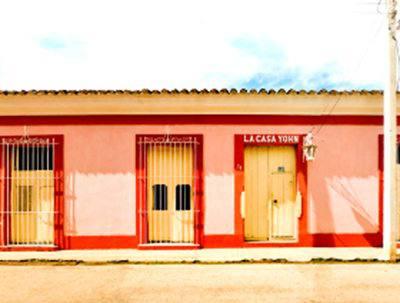 Hostal Casa Yohn - Fachada