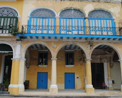 Edificio del conde de lombillo