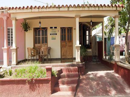 Casas De Alojamiento En Villa Soroa