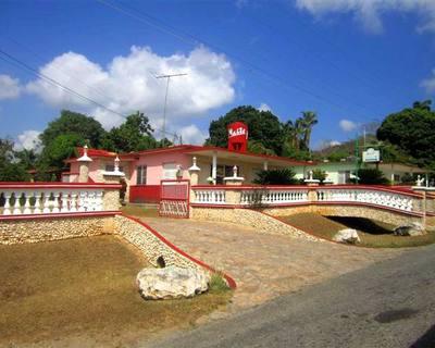 Casa Maite. Soroa Cuba