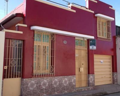 Casa Odaly-Fachada