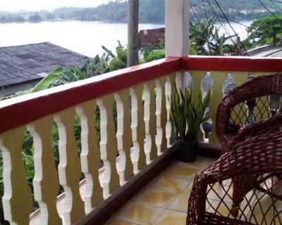 balcon vista  al mar