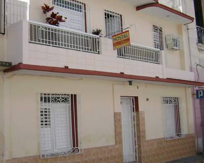 Casa Mercy en el Centro de Cuba