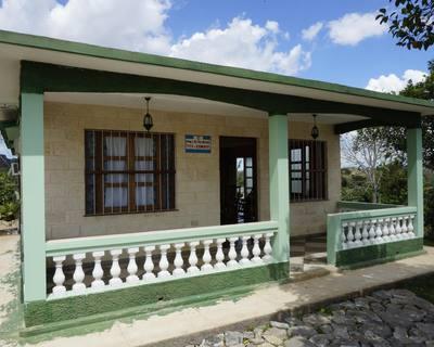 Villa Las Palmeras's front