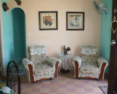 Casa Liana's livingroom