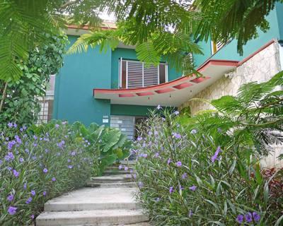 Casa Betty Miramar Entrada