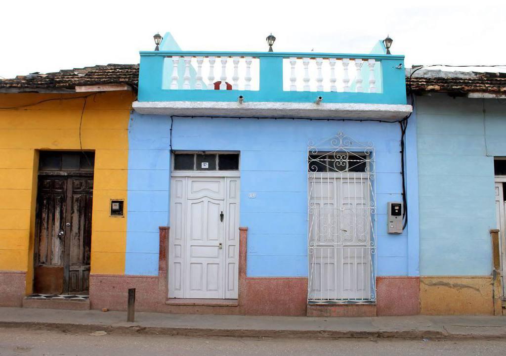 Hostal pupi y tere casa particular trinidad cuba - Hostal casa tere guadarrama ...