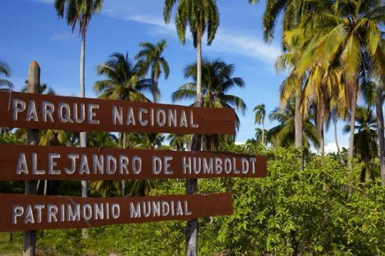 a day at the Alejandro de Humboldt National Park
