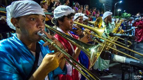 conga carnaval cuba
