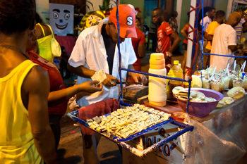 comida carnaval santiago de cuba