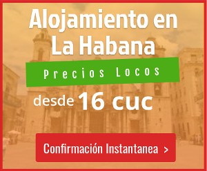 Habitaciones en la Habana
