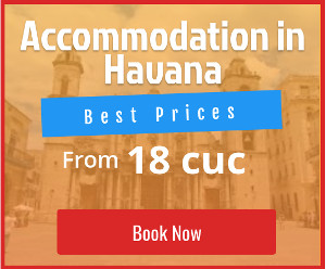 Accommodation Havana