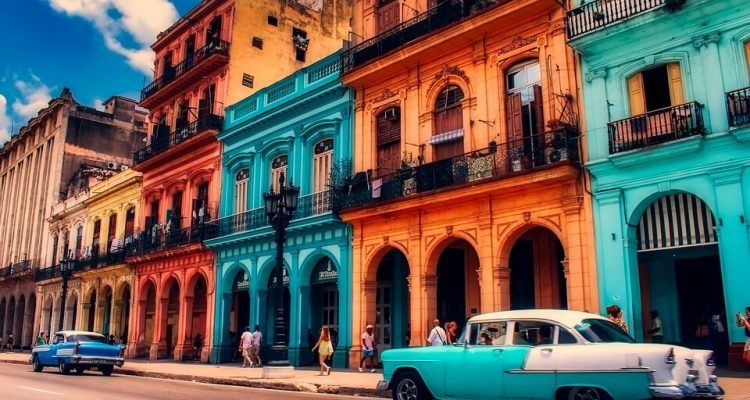 where to say in the city of havana